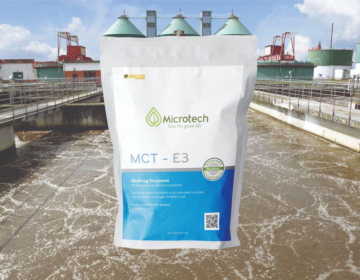 vi sinh xử lý ammonia nước thải